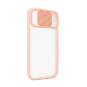 Maska Camera Shield za iPhone 12 Mini 5.4 roze