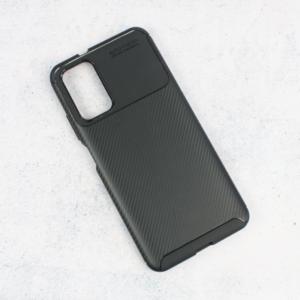 Maska Defender Carbon za Xiaomi Redmi 9T/Note 9 4G/9 Power crna