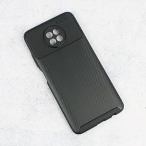 Maska Defender Carbon za Xiaomi Redmi Note 9T/Note 9 5G crna