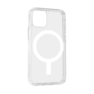 Maska Magnetic Connection za iPhone 12 Mini 5.4 transparent