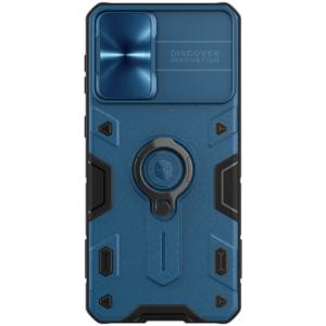 Maska Nillkin CamShield Armor za Samsung G996B Galaxy S21 Plus plava