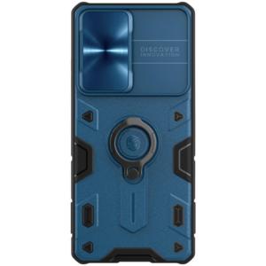 Maska Nillkin CamShield Armor za Samsung G998B Galaxy S21 Ultra plava