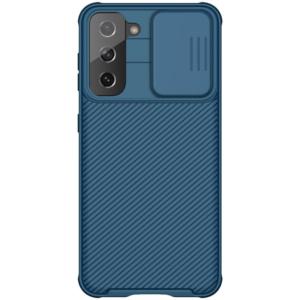 Maska Nillkin CamShield Pro za Samsung G991B Galaxy S21 plava