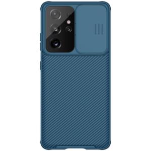 Maska Nillkin CamShield Pro za Samsung G998B Galaxy S21 Ultra plava
