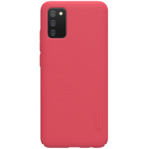 Maska Nillkin Scrub za Samsung A025F Galaxy A02s crvena
