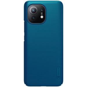 Maska Nillkin Scrub za Xiaomi Mi 11 plava