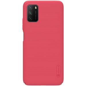 Maska Nillkin Scrub za Xiaomi Poco M3 crvena