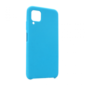 Maska Summer color za Huawei P40 Lite/Nova 6 SE svetlo plava