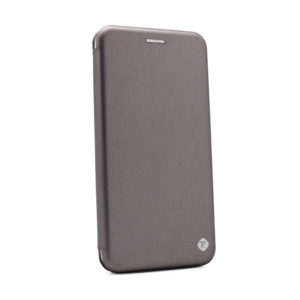 Maska Teracell Flip Cover za Xiaomi Redmi 9T/Note 9 4G/9 Power srebrna