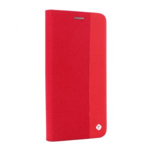 Maska Teracell Gentle Fold za Samsung G998F Galaxy S21 Ultra crvena