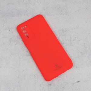 Maska Teracell Giulietta za Huawei Honor 10X Lite mat crvena