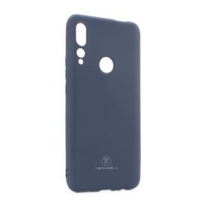 Maska Teracell Giulietta za Huawei Honor 9X (EU) mat tamno plava