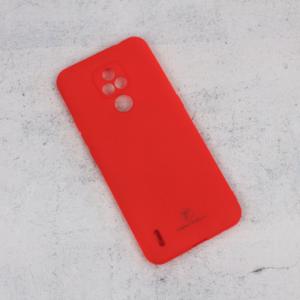 Maska Teracell Giulietta za Motorola Moto E7 mat crvena