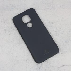 Maska Teracell Giulietta za Motorola Moto E7 Plus mat crna