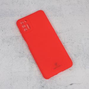 Maska Teracell Giulietta za Motorola Moto G9 Plus mat crvena