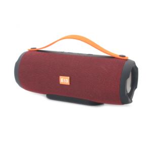 Bluetooth zvucnik Charge E13 crveni