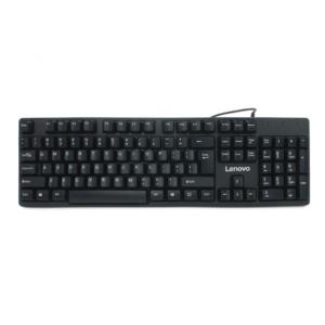 Combo mis i tastatura Lenovo KM101 crna