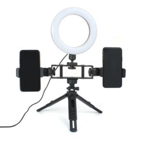 Drzac za mobilni telefon K316 sa LED lampom 2u1