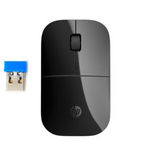 Mis Wireless HP Z3700 crni