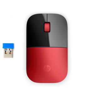 Mis Wireless HP Z3700 crveno crni