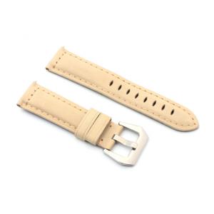 Narukvica elegant kozna za smart watch 22mm bez