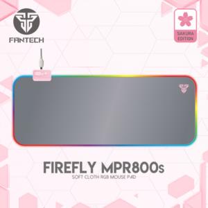 Podloga za mis Fantech RGB Firefly MPR800S Sakura