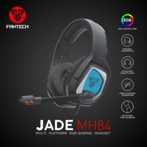 Slusalice Gaming Fantech MH84 Jade crne