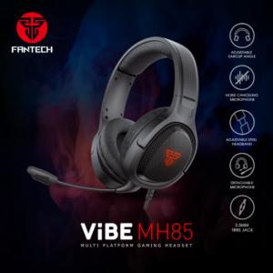 Slusalice Gaming Fantech MH85 Vibe crne