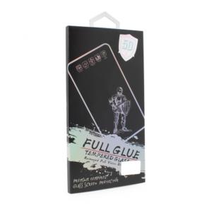 Zaštitno staklo 5D za Huawei P40 Lite/Nova 6 SE crni