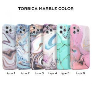 Maska Marble Color za iPhone 11 6.1 type 6