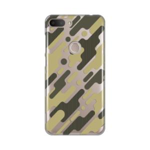 Maska Silikonska Print Skin za Alcatel 1S 2019/5024D Army Pattern