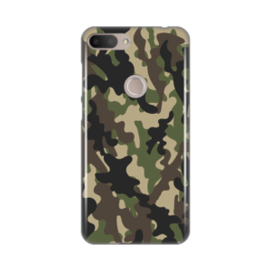 Maska Silikonska Print Skin za Alcatel 1S 2019/5024D Army SMB