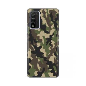 Maska Silikonska Print Skin za Huawei Honor 10X Lite Army SMB