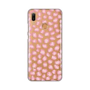 Maska Silikonska Print Skin za Huawei Y6 2019/Honor 8A Pink Cheetah