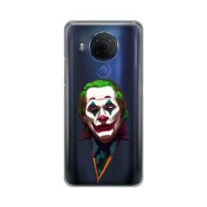 Maska Silikonska Print Skin za Nokia 5.4 Jocker
