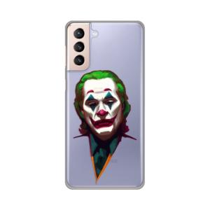orbica Silikonska Print Skin za Samsung G996B Galaxy S21 Plus Jocker