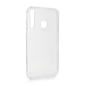 Maska silikonska Ultra Thin Print za Huawei P40 Lite E transparent