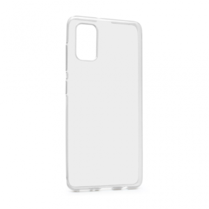 Maska silikonska Ultra Thin Print za Samsung A415F Galaxy A41 transparent