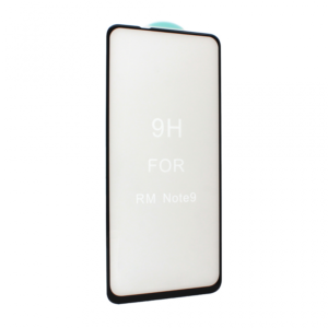 Zaštitno staklo 5D za Xiaomi Redmi Note 9T 5G crni