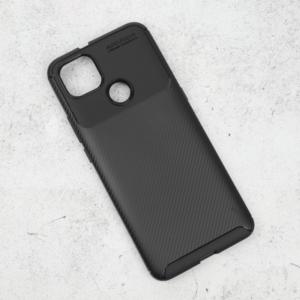Maska Defender Carbon za Motorola Moto G9 Power crna