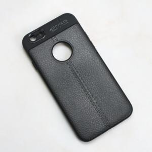 Maska Elegant men Exclusive za iPhone 6/6S crna