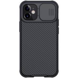 Maska Nillkin CamShield Pro Magnetic za iPhone 12 Mini 5.4 crna
