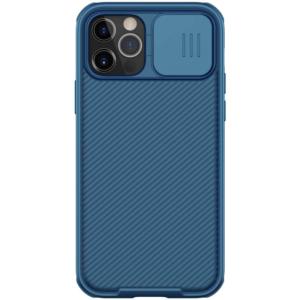 Maska Nillkin CamShield Pro Magnetic za iPhone 12 Pro Max 6.7 plava