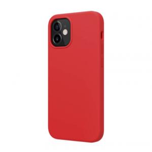 Maska Nillkin Flex Pure Pro za iPhone 12 Mini 5.4 crvena