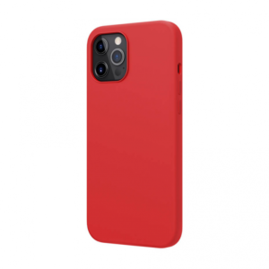 Maska Nillkin Flex Pure Pro za iPhone 12 Pro Max 6.7 crvena