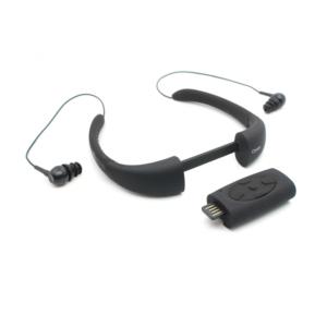 Bluetooth slusalice vodootporne IPX8 crne