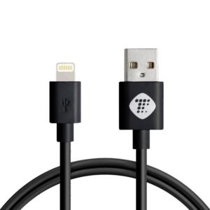 Data kabl Teracell Plus za iPhone lightning crni 1.2m