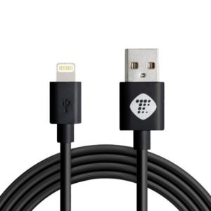 Data kabl Teracell Plus za iPhone lightning crni 2m