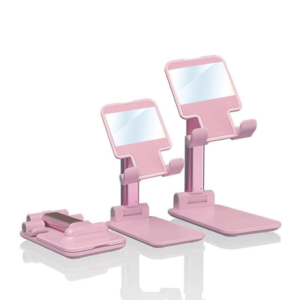 Fleksibilni drzac za mobilni telefon roze