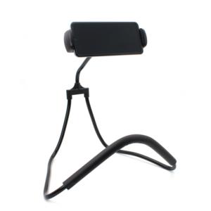 Okovratni drzac mobilnog telefona crni